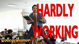 Hardly Working: Cool English Teacher 3