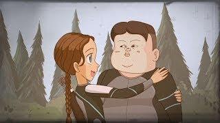 Kim Jong Un's Hunger Games