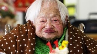 Oldest Woman Alive -- WAC #3