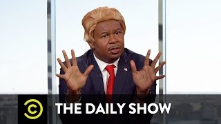 The Daily Show - Donald Trump Speaks to the Washington Post: A Dramatic Reenactment