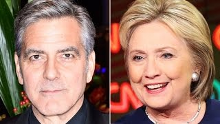 George Clooney's Hillary Fundraiser Only Costs You $353,400