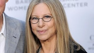 Barbra Streisand Thinks Calling Out Hillary's Corruption Is Sexist