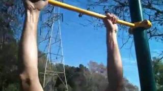 PULL UPS! Rhett vs. Link ! (LA Update 3)