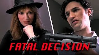 EXTREME Interrogation - w/ Christina Hendricks! (Fatal Decision)