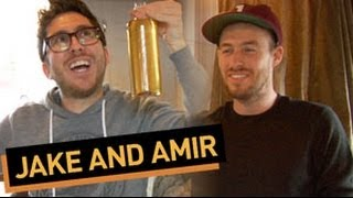 Jake and Amir: Road Trip Part 1 (New Jersey)