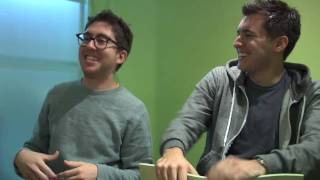 Jake and Amir: Dave