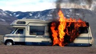 Camping Trip Disaster