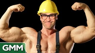 5 Cases of Superhuman Strength