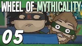 Link Invents The Pancake (Wheel of Mythicality - Ep. 5)