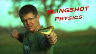 The Physics of Slingshots, with Jörg - Smarter Every Day 31
