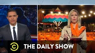The Daily Show with Trevor Noah - Recap - Week of 9/28/15