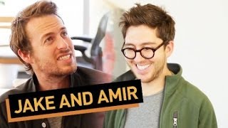 Jake and Amir: Breakfast Date