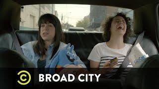 Broad City - Abbi's Drew Barrymore Impression