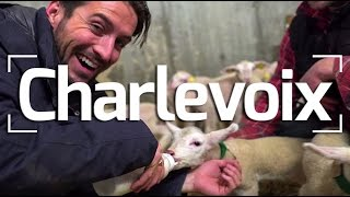 Charlevoix Farm to Table: Quebec Canada Travel Vlog 5/6