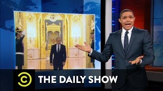The Daily Show - 4/4/16 in :60 Seconds
