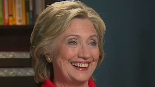 Hillary Laughs At The Idea Her Ambition Is Destroying The Democratic Party