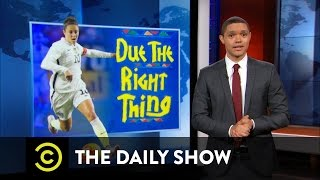 The Daily Show - 4/5/16 in :60 Seconds