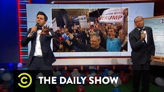 The Daily Show - Third Month Mania - The Championship Matchup