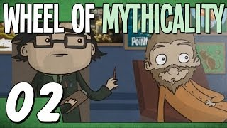 Rhett Loses His Mind (Wheel of Mythicality - Ep.2)