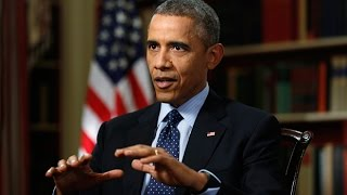 President Obama Warns Of A Left-Wing 'Tea Party Mentality'