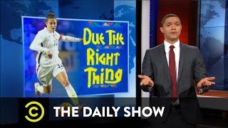 The Daily Show - Recap - Week of 4/4/16