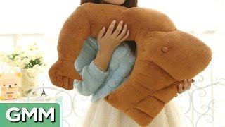 Weird Body Pillows