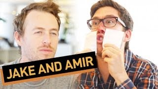 Jake and Amir: Lottery