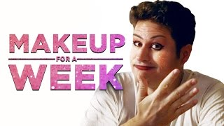 I Wore Makeup For A Week And Here's What Happened
