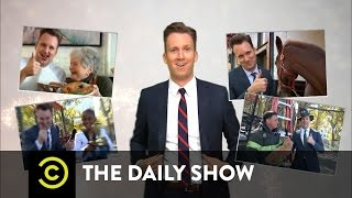 The Daily Show with Trevor Noah - Jordan Klepper's Happy Endings - Illinois State Budget Crisis