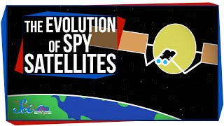 The Evolution of Spy Satellites