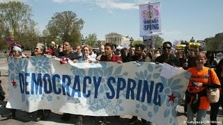 Patriots Protest To End Legalized Bribery In Washington | #DemocracySpring