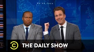 The Daily Show - How to Navigate Race-Based Humor