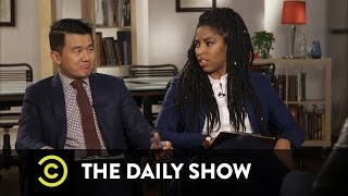 The Daily Show - 4/12/16 in :60 Seconds