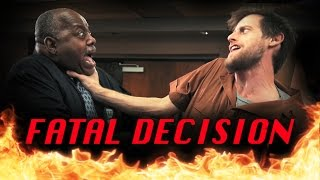 Fatal Decision: Retirement Day