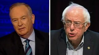O'Reilly: Bernie Is The Most 'Radical' & 'Disassociated' Politician In My Lifetime