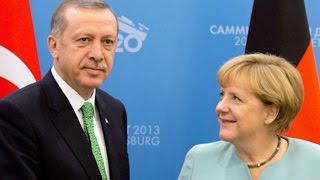 Germany Might Arrest Satirist For Offending Idiot Turkish President