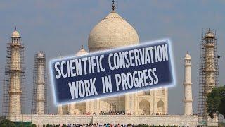 Whitening the Taj Mahal - Periodic Table of Videos