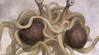 Pastafarian Denied Rights Because His Beliefs Are 'Fictional'