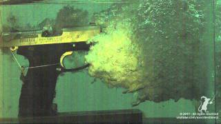 High Speed Video of Pistols Underwater - Smarter Every Day 19