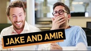 Jake and Amir: Tinder