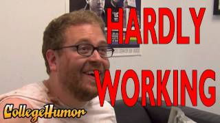 Hardly Working: Sam's Secret