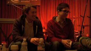 Jake and Amir interview The Lonely Island