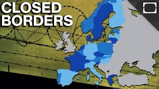 What Would Europe Look Like With Closed Borders?