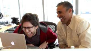 Jake and Amir: Rick Fox
