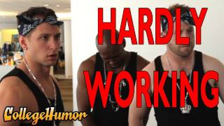 Hardly Working: Standoff