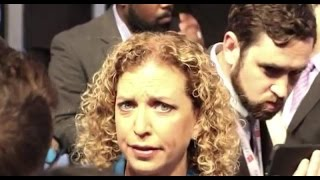 DNC Chair: Our 'Big Tent' Party Includes Wall Street & Big Oil