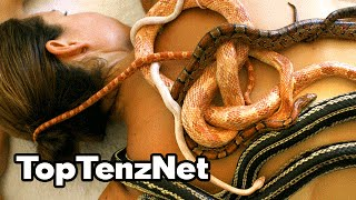 Top 10 Weirdest Spa Treatments — TopTenzNet