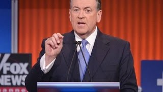 Huckabee: 10 Commandments Are The 'Best Solution' For America