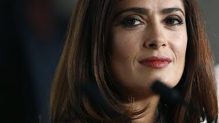 Salma Hayek: Only Hillary Clinton Can Defeat ISIS