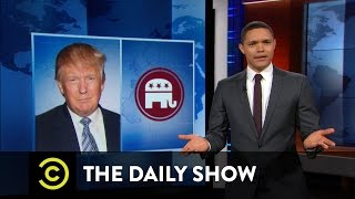The Daily Show - 4/20/16 in :60 Seconds